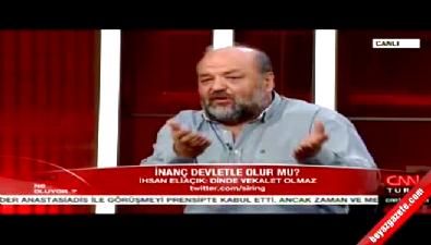 İhsan Eliaçık: Camii kelimesi kullanılmamalı
