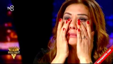 Işın Karaca Hülya Avşar'ı ağlattı