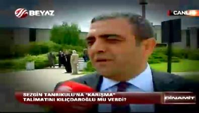 Sezgin Tanrıkulu'na talimat Kılıçdaroğlu'ndan mı geldi?