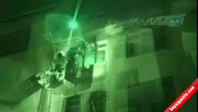 DHKP/C operasyonu polis kamerasında