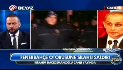 İbrahim Hacıosmanoğlu'ndan silahlı saldırı açıklaması