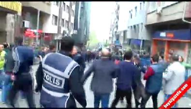 Trabzon'da gerginlik