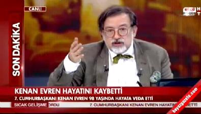 Murat Bardakçı kendi kanalına demediğini bırakmadı