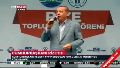 Cumhurbaşkanı Erdoğan: Hala Emin Çölaşan'ın anırmasını bekliyorum