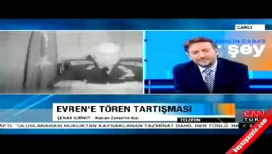 Kenan Evren'in kızı Şenay Gürvit'ten sert açıklamalar...