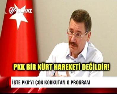 İşte PKK'nın Baskısıyla Yayınlanmayan O Program