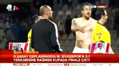 Sivas'ta maçtan sonra ortalık karıştı!