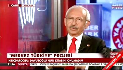 Kılıçdaroğlu'nun yanıtı Habertürk yazarını güldürdü