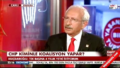 Kılıçdaroğlu: Demokrasilerde çare tükenmez