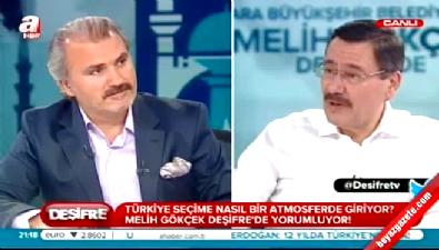 Melih Gökçek'ten Ekmeleddin İhsanoğlu iddiası