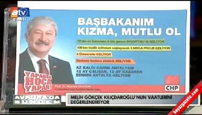 CHP'li eski başkanı terleten soru