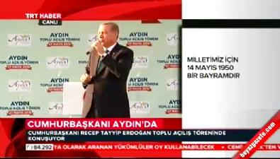 Cumhurbaşkanı Erdoğan'dan HDP'ye sert sözler