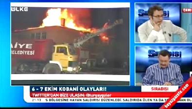 Hizmet gelmiyor diyenler kamu binalarını yaktı