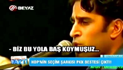 abdullah ocalan - HDP'nin seçim şarkısı PKK'nın intikam bestesi çıktı
