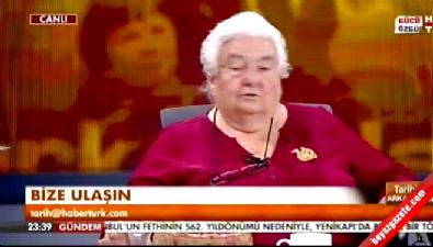 Nurhan Atasoy'dan şok sözler: Yerim senin şeyini...
