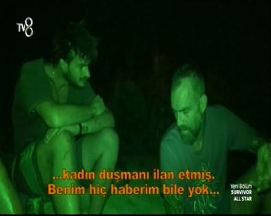 Bozok'tan Duygu Çetinkaya İtirafı / Survivor All Star