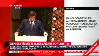 Davutoğlu'ndan Kılıçdaroğlu'na seçim göndermesi
