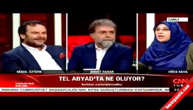 Hüda Kaya: İşid'i Türkiye besledi