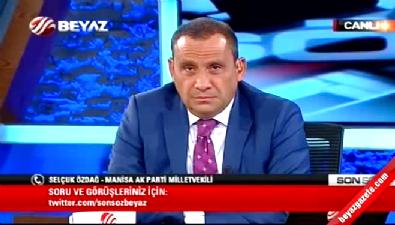Ahmet Sever Beyaz TV'de canlı yayında konuştu