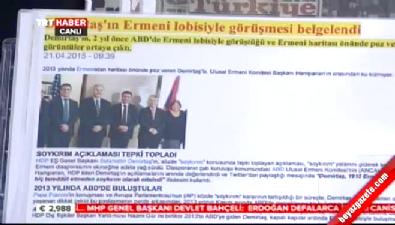 HDP ve Ermeni diasporasının kirli ittifakı