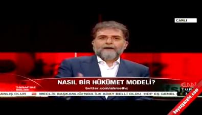 Ahmet Hakan: Biz tarafsızız