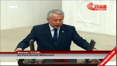 AK Partili vekil Mehmet Yüksel yemin öncesi orucunu bozuyordu
