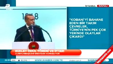 Cumhurbaşkanı Erdoğan: Asla müsade etmeyeceğiz
