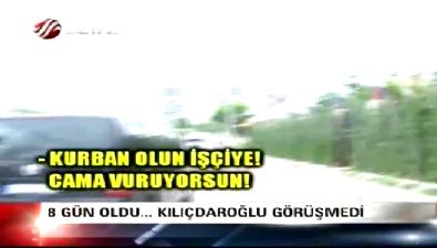 CHP'li Haluk Koç'un şoföründen akılalmaz hareket