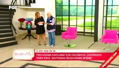 kurtlar vadisi - Ünlü oyuncu Namık Kemal Yiğittürk Esra Erol'da taliplerini arıyor