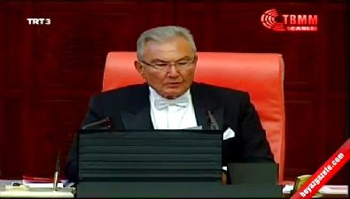Deniz Baykal açıkladı: Meclis Başkanı İsmet Yılmaz