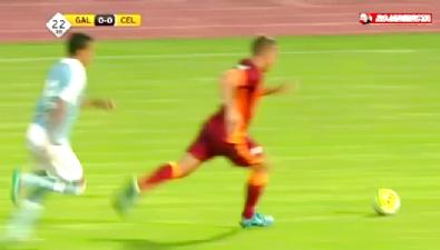 Emre Çolak'tan panenka penaltısı