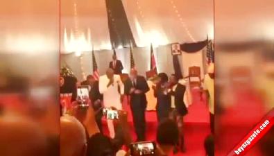 Barack Obama'dan lipala dansı