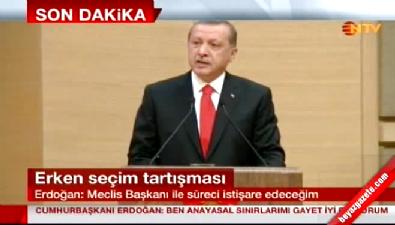 Cumhurbaşkanı Erdoğan: Çözüm süreci buzdolabındadır