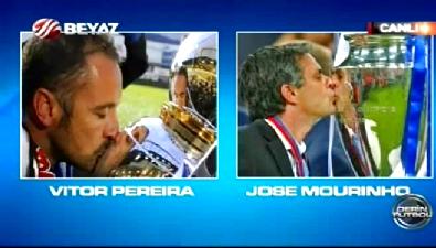Vitor Pereira José Mourinho benzerliği