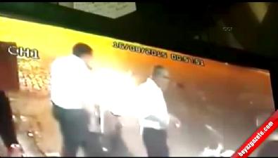 Emniyet Müdür Yardımcısının tartıştığı genci vurma anı kamerada