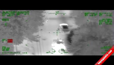 PKK'nın güvenlik güçlerine saldırıları kamerada
