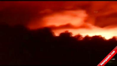 Pkk'dan Doğalgaz Hattına Saldırı