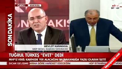 MHP'li Karakaya'dan 'Tuğrul Türkeş' açıklaması