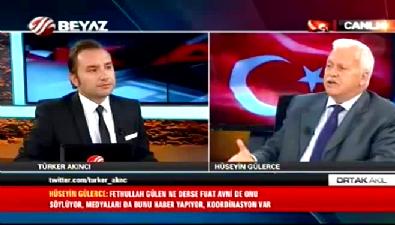 turgut ozal - Hüseyin Gülerce: Fethullah Gülen uçmuş