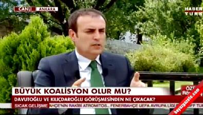 Mahir Ünal: Davutoğlu - Kılıçdaroğlu görüşmesi bir değerlendirme toplantısı olacak