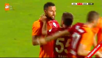 Yasin Bursaspor'u avladı