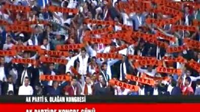 AK Parti 5. Olağan Büyük Kongresi Tamamı Video 12.09.2015