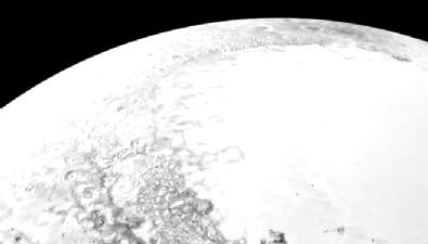Pluton'un En Yeni Görüntüleri