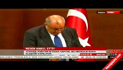 Tuğrul Türkeş'ten kendisini eleştirenlere cevap