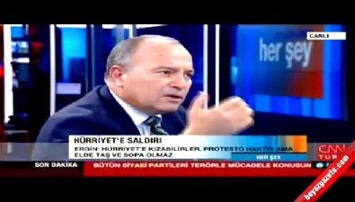 Sedat Ergin: İktidar şiddetle arasına mesafe koymalı