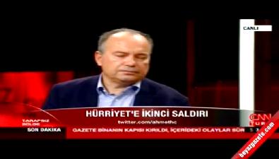 Sedat Erdin: Cumhurbaşkanı bize yapılan saldırıyı kınamadı
