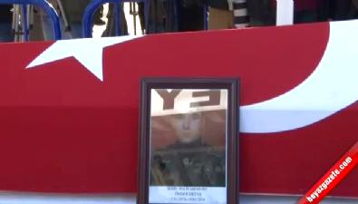 Van'da Şehit Düşen Özel Harekat Polisi İçin Tören Düzenlendi