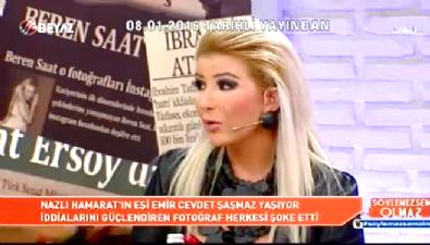 Söylemezsem Olmaz: 'Fotoğraftaki o gölge Emir Cevdet Şaşmaz'a ait'