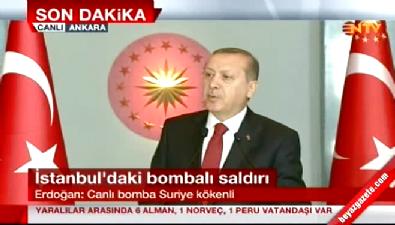 Cumhurbaşkanı : Türkiye'nin Tek Sorunu, Terör Sorunudur