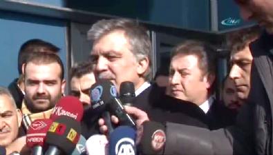 11. Cumhurbaşkanı Gül'den Sultanahmet açıklaması